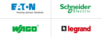 Prefabrykacja logotypy